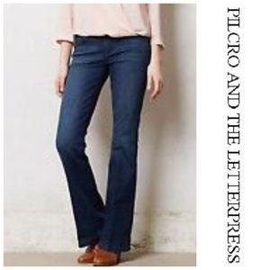 Pilcro Stet 30x32 Flare Jeans